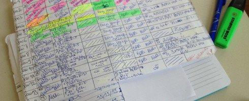 L'importance d'un planning